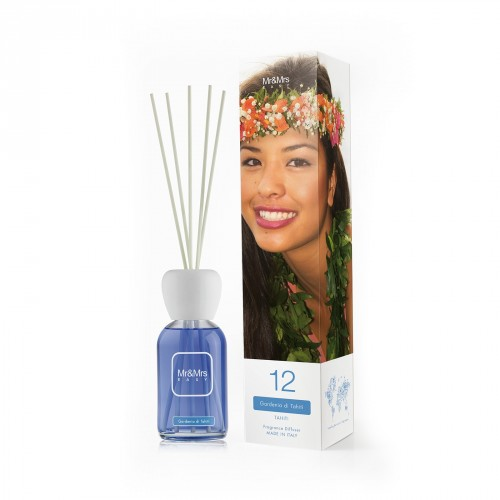 Reed diffuser EASY Gardenia di Tahiti