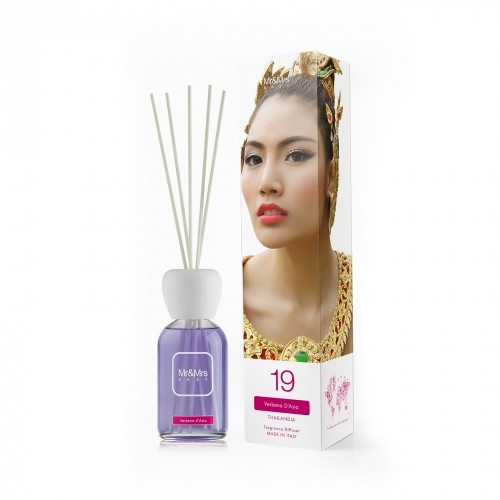 Reed diffuser EASY Asian Vervain