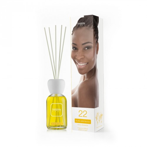 Reed diffuser EASY Vanilla from Reunion Island