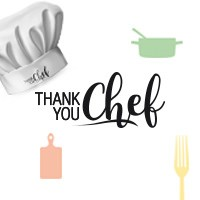 thank you chef